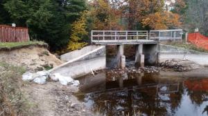 O'Neal Lake Dam