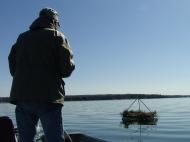 Two Rafts For PickerelLake